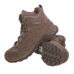 Армійські черевики MIL-TEC Squad 5 inch, Brown 12824009