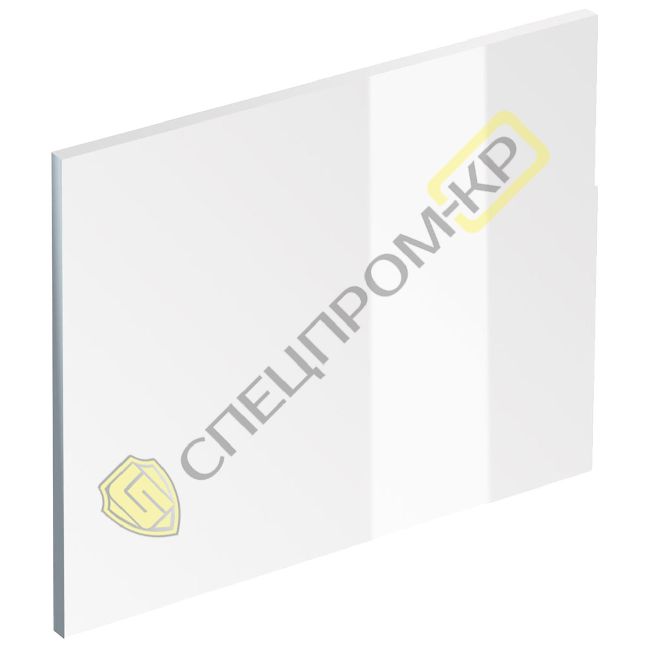Стекло защитное прозрачное 90-110-2 мм
