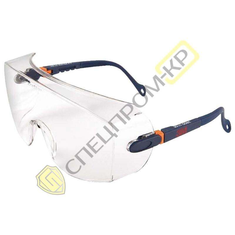 Открытые очки 3М 2800