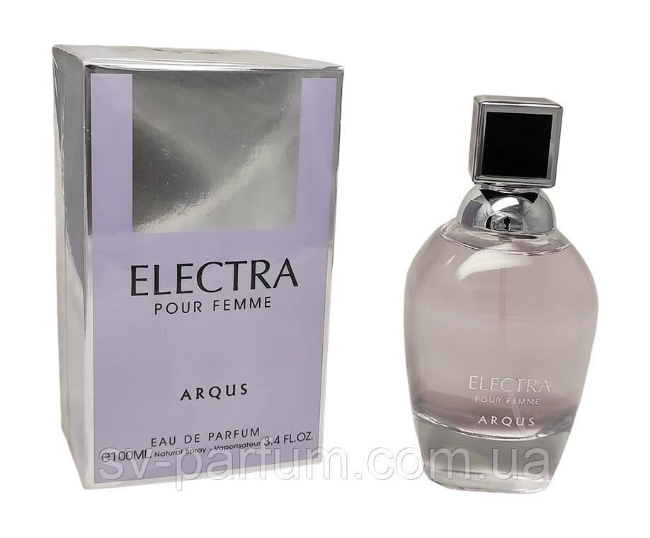 Жіноча парфумована вода 100ml Electra