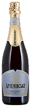 АРТЕМІВСЬКЕ біле солодке вино ігристе