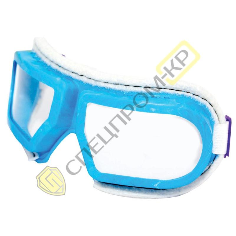 Очки защитные ЗП12-У с войлоком