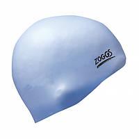 Шапочка для плавания Zoggs EASY-FIT SILICONE CAP универсальный