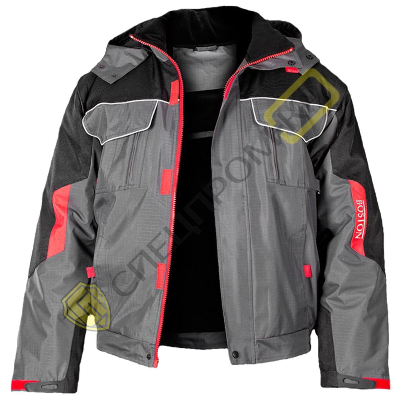 Куртка утепленная BOSTON 2 в 1