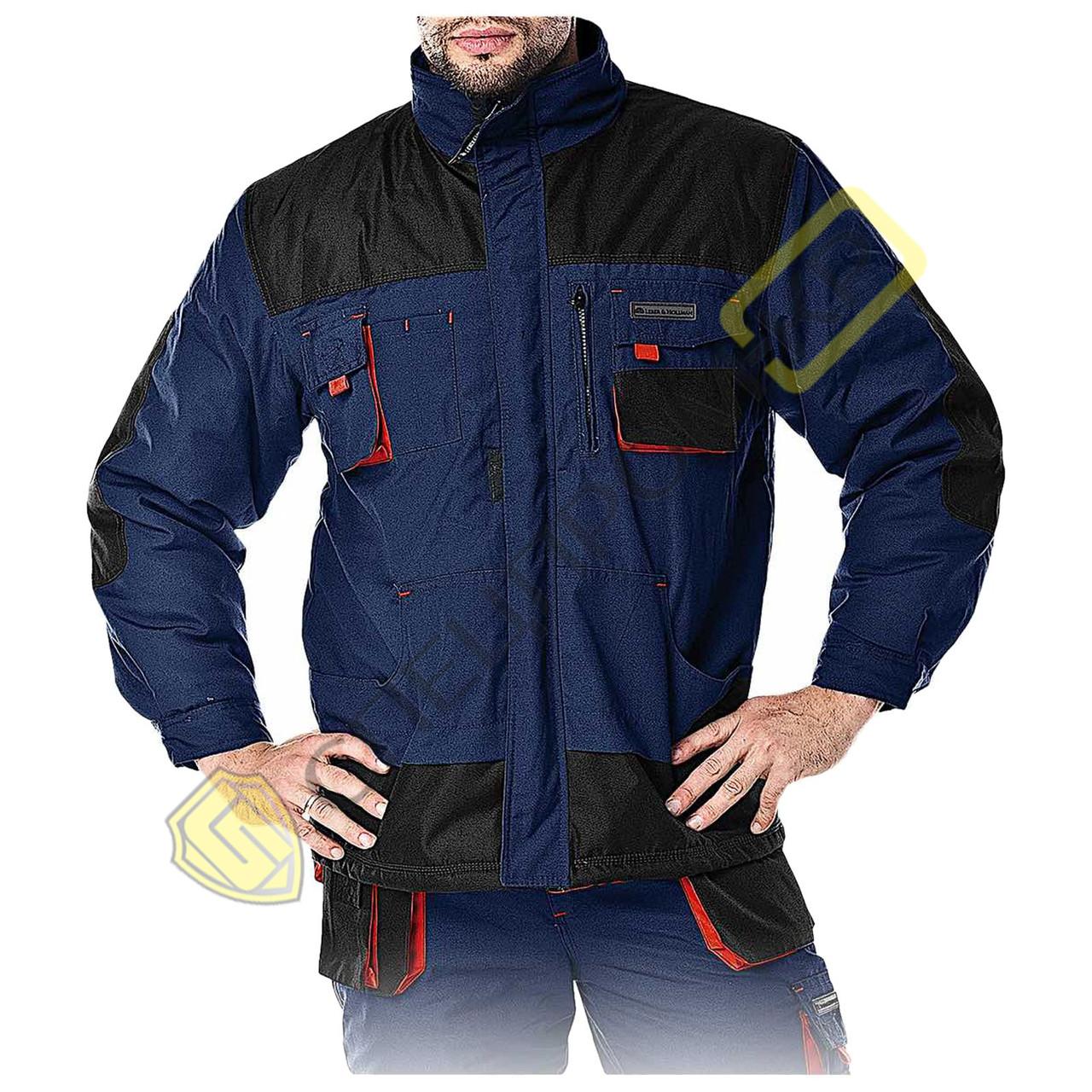 Куртка утепленная FORMEN темно-синяя
