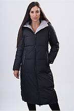 Пальто женское Freever черное