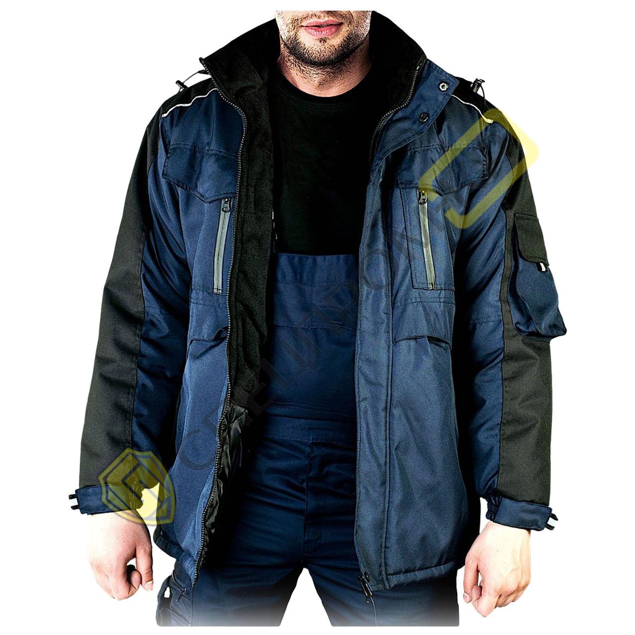 Куртка зимняя WINBLUBER