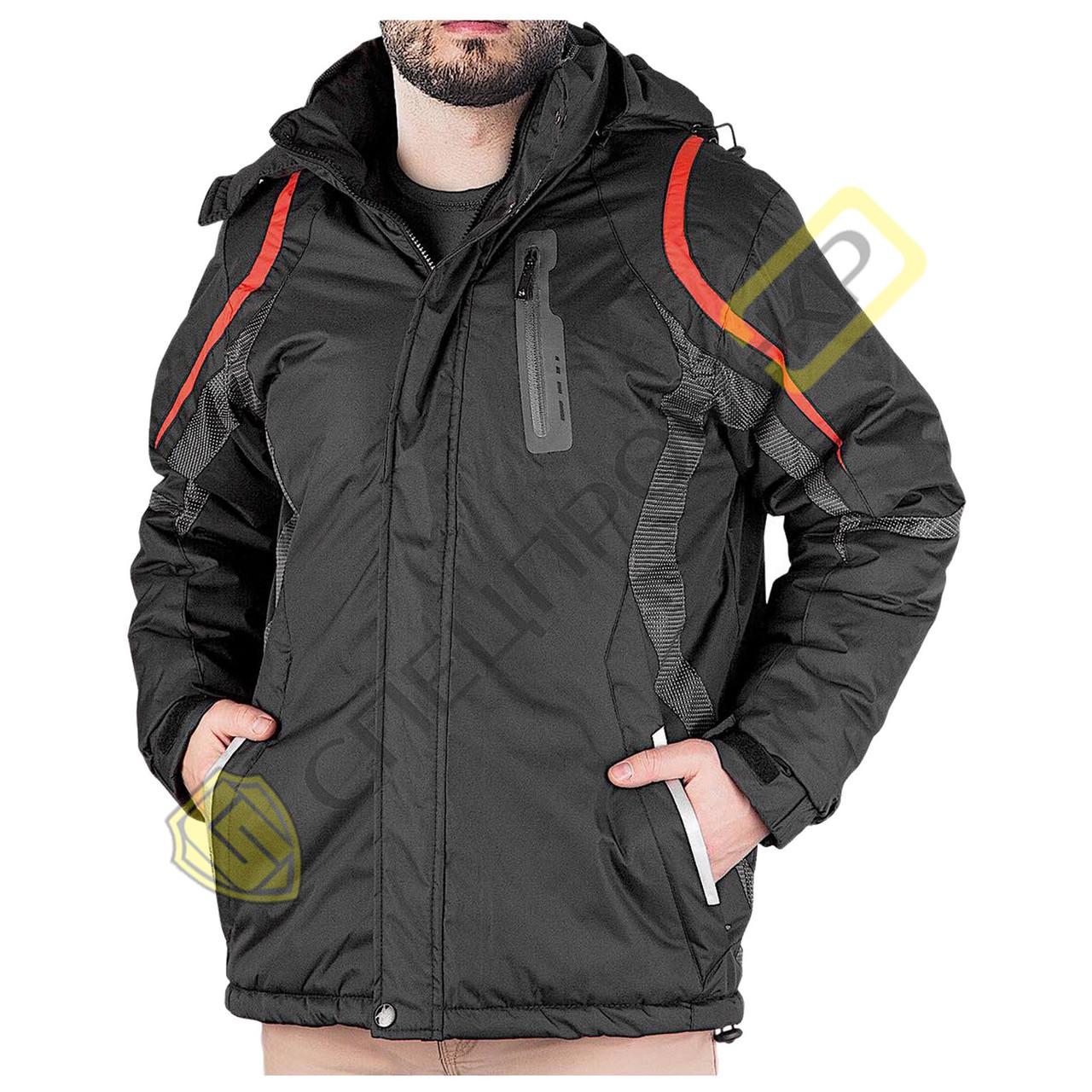 Куртка зимняя WOLFRAM