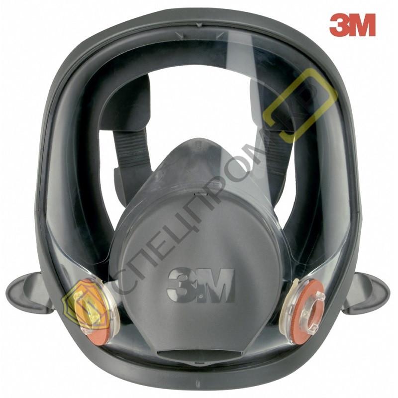Полнолицевая маска 6800, размеры: S–L