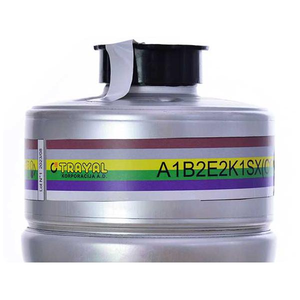 Фильтр Trayal A1В2Е2К1 SX(CO) P3 резьбовой
