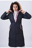 Пальто женское Freever т. синие, фото 1