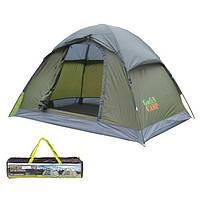 Двухместная палатка  Green Camp 1503
