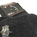 Носки мужские махровые термо высокие Новая Линия 25р черные 20035945, фото 4