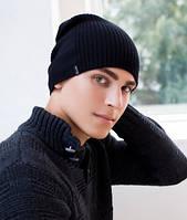 """Зимняя мужская шапка-колпак """"Либерти""""."""