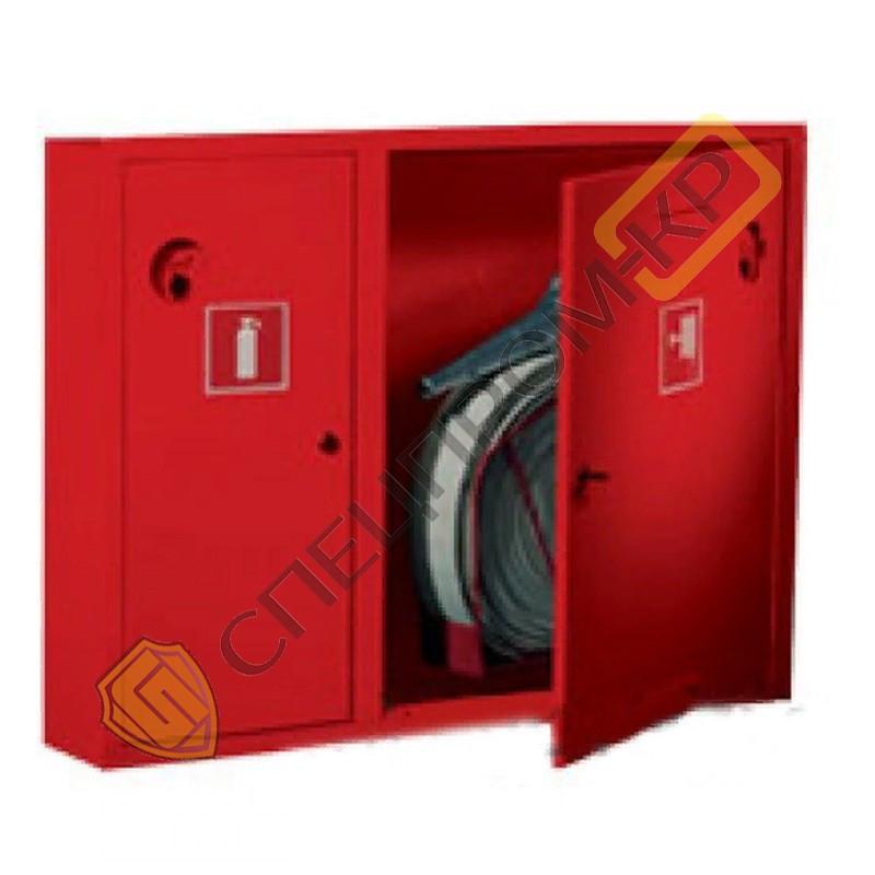 Шкаф пожарный 600х800х230 мм з задньою стінкою