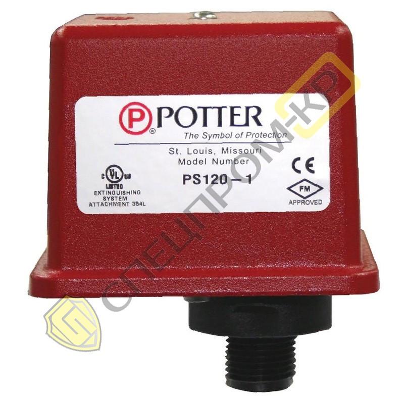 Реле давления двохконтактное PS10-2