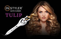 Стайлер для волос Instyler Tulip Auto Curler, фото 1