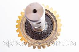 Червячный вал и шестерня с валом для культиваторов Briggs & Stratton (625-675), фото 3