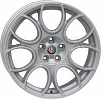 For Wheels   18/5*110/41  8.0J  h 65.1     AL 670f Silver