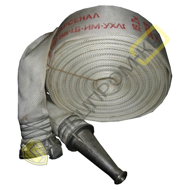 Рукав пожарный d51 в компл. с армол. стволом РС 50.01 и ГР-50 композит