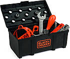 Ігровий набір Smoby Toys Black+Decker Вантажівка з інструментами, фото 3