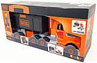 Ігровий набір Smoby Toys Black+Decker Вантажівка з інструментами, фото 10
