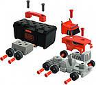 Ігровий набір Smoby Toys Black+Decker Вантажівка з інструментами, фото 7