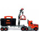 Ігровий набір Smoby Toys Black+Decker Вантажівка з інструментами, фото 5
