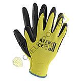 Перчатки покрытые нитрилом RTENI, фото 4