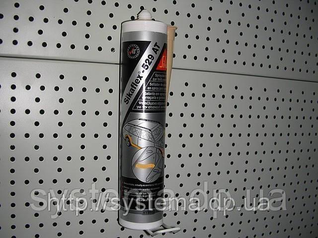 Sikaflex-529 AT - напыляемый герметик для кузовов автомобилей, охра, 290 мл