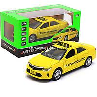 Машинка игровая автопром «Taxi» (Такси) 7843, фото 1