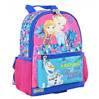Рюкзак детский «1 Вересня» K-16 Frozen 554754, фото 1