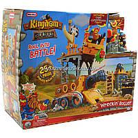 Игровой набор с фигуркой Kingdom Builders Пиратская Пристань (647093), фото 1