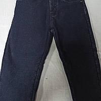 Модные теплые джинсы для девочки на меху.