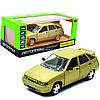 Машинка игровая автопром «ВАЗ-2112» (свет, звук) цвет золото