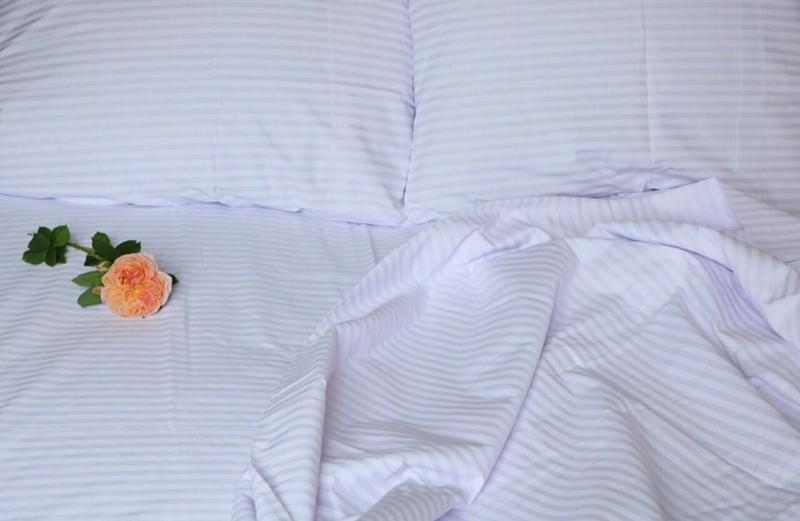 """Комплект постельного белья 2,0 ТМ """"Ловец снов"""", Страйп"""