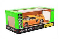 Машинка игровая автопром «Lotus Exige» Желтый 68246A, фото 1