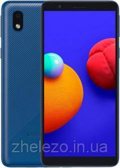 Смартфон Samsung Galaxy A01 Core SM-A013 Dual Sim Blue (SM-A013FZBDSEK)