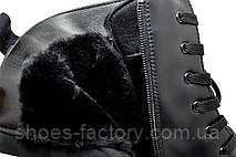 Зимние Ботинки в стиле Dr. Martens Доктор Мартинс, фото 3
