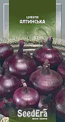 Семена Лук репчатый Ялтинский красный 2 г SeedEra 2830