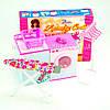 Детская игрушечная мебель Глория Gloria для кукол Барби Бытовая техника 96001. Обустройте кукольный домик