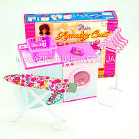 Детская игрушечная мебель Глория Gloria для кукол Барби Бытовая техника 96001. Обустройте кукольный домик, фото 1