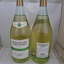 Вино Frizzantino Maestri amabile 1.5 л Фризантино полусладкое