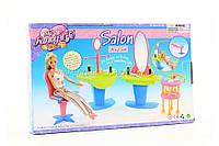 Детская игрушечная мебель Глория Gloria для кукол Барби Парикмахерский салон 2919. Обустройте кукольный домик, фото 1