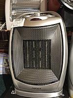 Тепловентилятор керам., 750/1500Вт, індикатор, захист від перегріву, термостат RAP09-H-О