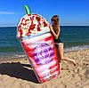 Матрас надувной Intex Ягодный Коктейль (Berry Pink Splash) арт.58777. Отлично подходит для на моря, в бассейна