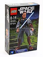 Конструктор Звёздные войны Star Wars Space Wars арт. 322 Рей 85 деталей, фото 1