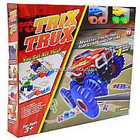 Игровой набор Trix Trux Monster Truk Канатный детский трек Монстер трак (BB884), фото 1