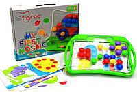 Развивающая игра Tigres 39370 «Моя первая мозаика», фото 1