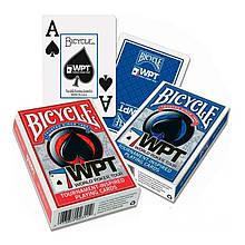 Покерные карты Bicycle Standard WPT